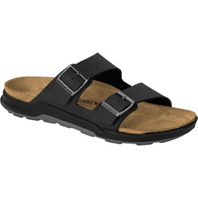Birkenstock Arizona Sandals Birko-Flor Regular Men, desert soil black